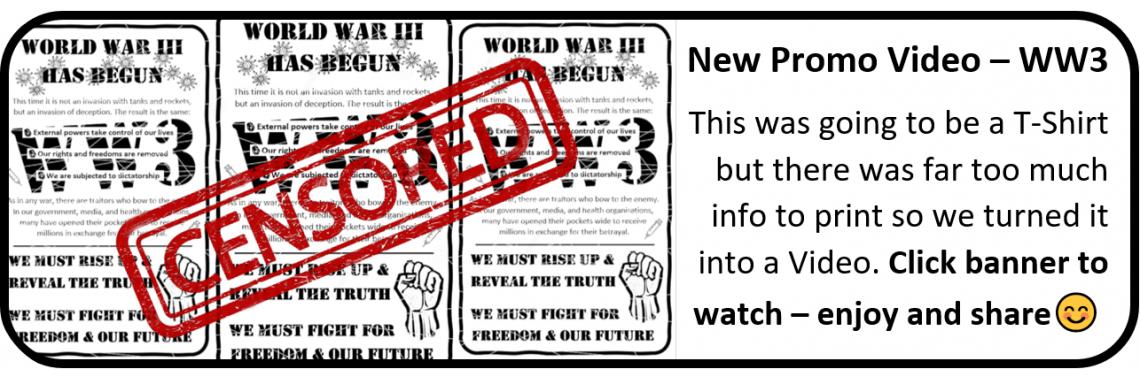 WW3 Promo Video