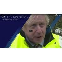 UK Column News - 22th January 2021